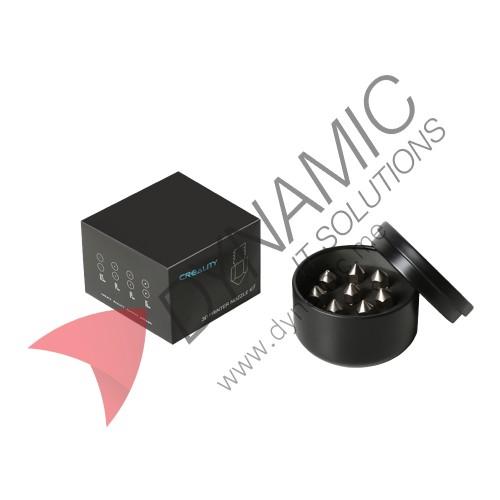 Creality Copper Alloy High-end Nozzles (8 PCS/Set)