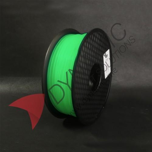 PLA Glow in the Dark Luminous Green 1.75mm 1Kg