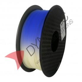 PLA UV Light Change White to Blue 1.75mm 1Kg