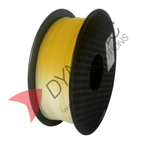 PLA UV Light Change White to Yellow 1.75mm 1Kg