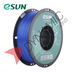 eSUN PLA Glass Light Blue 1.75mm 1Kg
