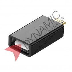 Micro USB Male to USB 2.0 Female Adapter Converter