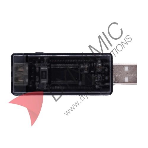 USB LCD Current Voltage Charger Voltmeter