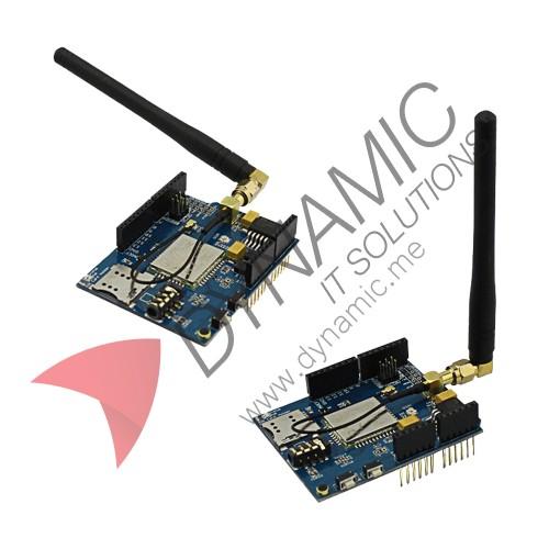 A7 Module GPRS GPS SMS Shield