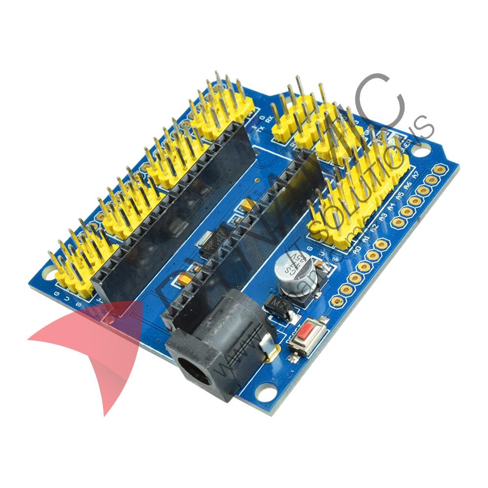 Dynamic - Arduino Nano V3 0 I/O Expansion Shield