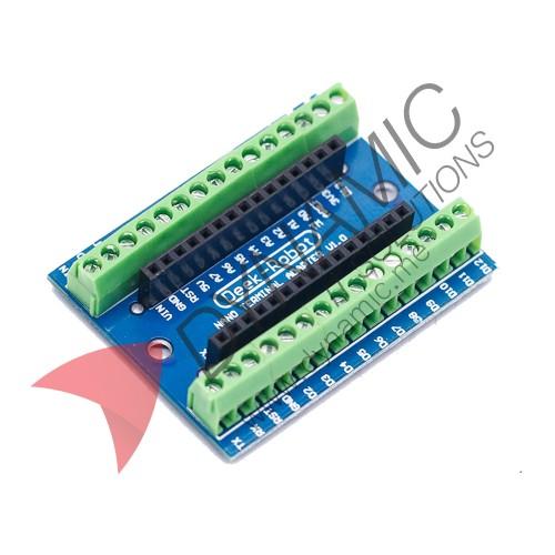 Arduino Nano V3.0 Adapter Expansion Board