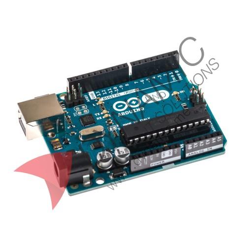 Dynamic - Arduino UNO R3 Original (Italy)