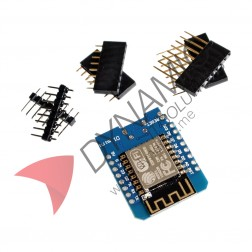 Wemos Mini D1 (ESP8266 and CH340)