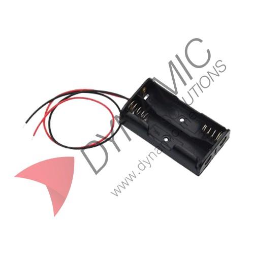 Battery Holder Case 2xAA 3V