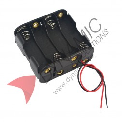Battery Holder Case 8xAA 12V
