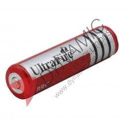 Battery Li-ion Rechargeable 3.7V 4000mAh 18650
