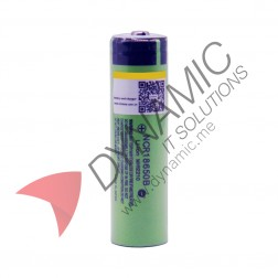 Battery Li-ion Rechargeable 3.7V 3400mAh 18650