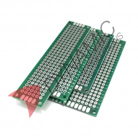 Breadboard Double Side PCB