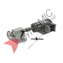 Rotary Axis (4th axis) 80mm for CNC Router