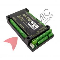 NVUM 4 Axis Mach3 USB Card 300KHz