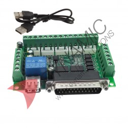 Mach3 5 Axis CNC Breakout Board