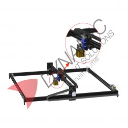 Laser Engraving Machine TTL /PWM Control DIY 1mx1m
