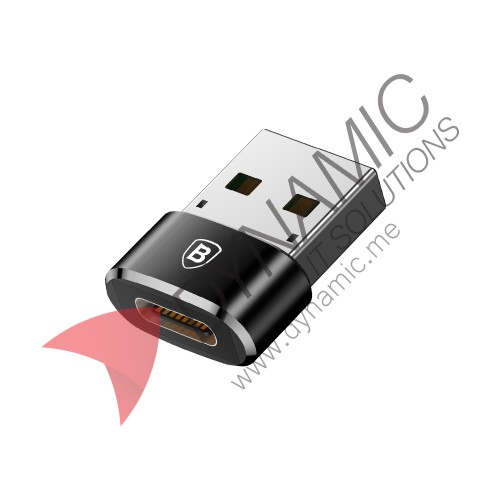 Type-C Female to USB Male