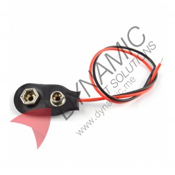 Battery Snap Power Cable 9V
