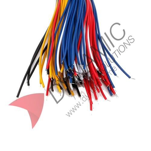 Double Head PCB Solder Cable 20cm