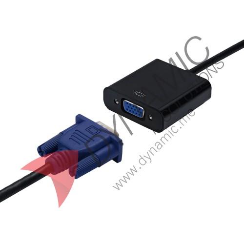 HDMI to VGA Converter Adapter