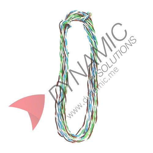 Patch Wires (1m)