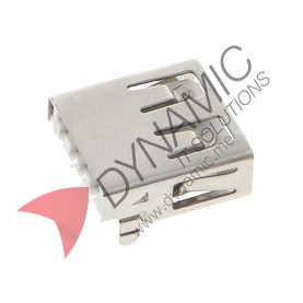 USB Socket Female Type-A (90 degree)