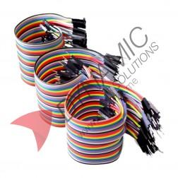 Wire Jumper DuPont 10cm (40pcs)