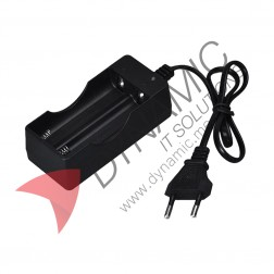Dual Battery Charger 18650