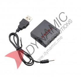 Lipo Battery Charger USB 3.7v