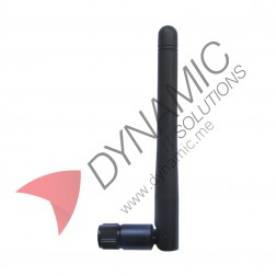 Antenna Omnidirectional SMA Connector 433 MHz 2.5dBi