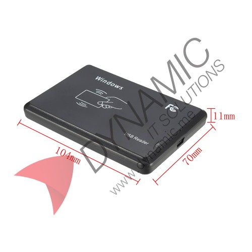Card Reader/Writer 14443A with USB Cable 13.56MHz