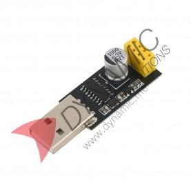 ESP01 Programmer Adapter UART
