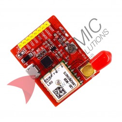 GSM/GPRS USB GPS Module HW-658 for Raspberry Pi