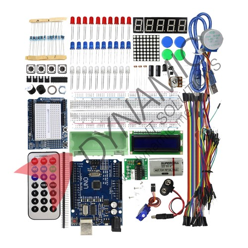Arduino Advanced Starter Kit