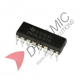 IC 74157 – Quad 2-Line to 1-Line Data Selectors/Multiplexers