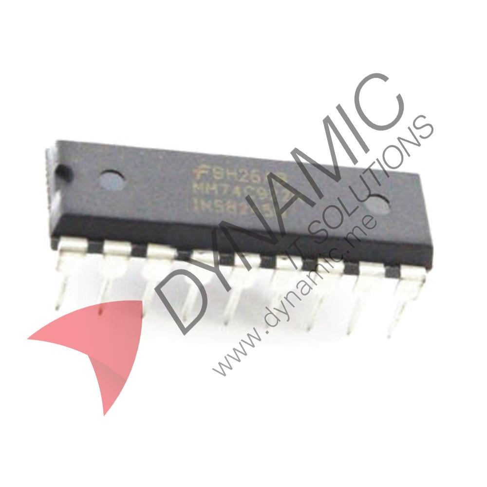 Dynamic - IC MM74C922N - 16 Bit Keypad Decoder