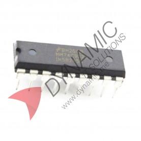 IC MM74C922N - 16 Bit Keypad Decoder
