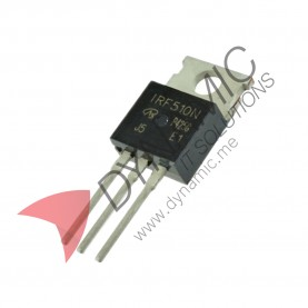 IRF 510 N-Channel Power Mosfet