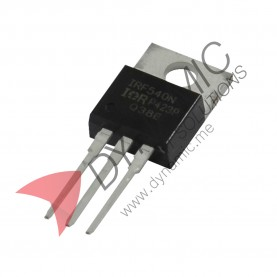 IRF 540 N-Channel Power Mosfet