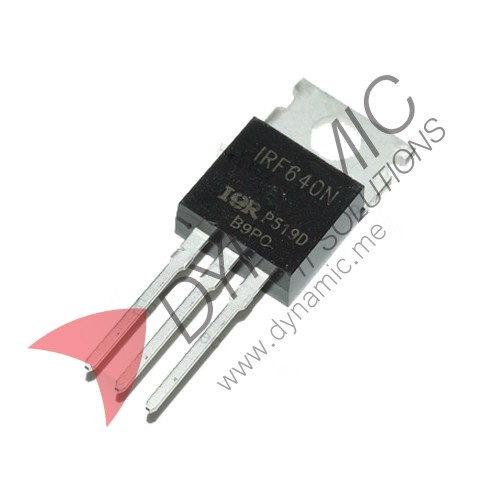 IRF 640 N-Channel Power Mosfet