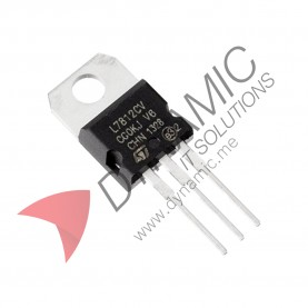 LM7812 - Voltage Regulator