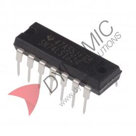 Quad 2-Input NAND Schmitt-Trigger