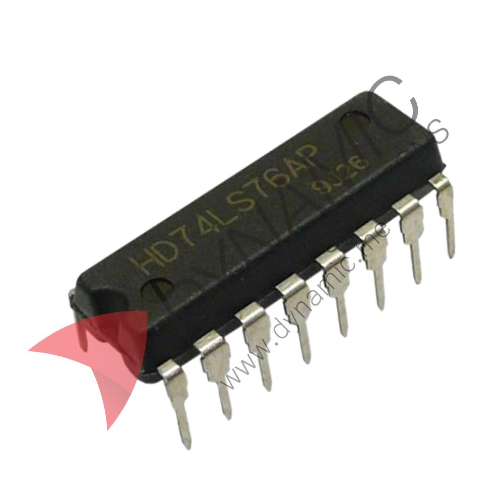 Dynamic Ic 7476 Jk Flip Flop Circuit