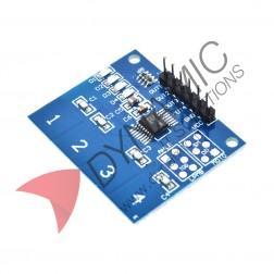 4 Channel Digital Capacitive Touch Sensor TTP224