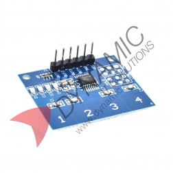 4 Channel Digital Capacitive Touch Sensor TTP224