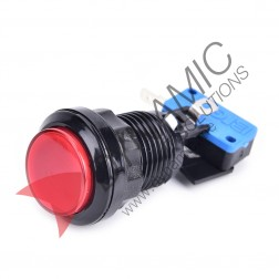 Push Button With Microswitch (32mm)