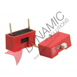 DIP Switch 1 Pole