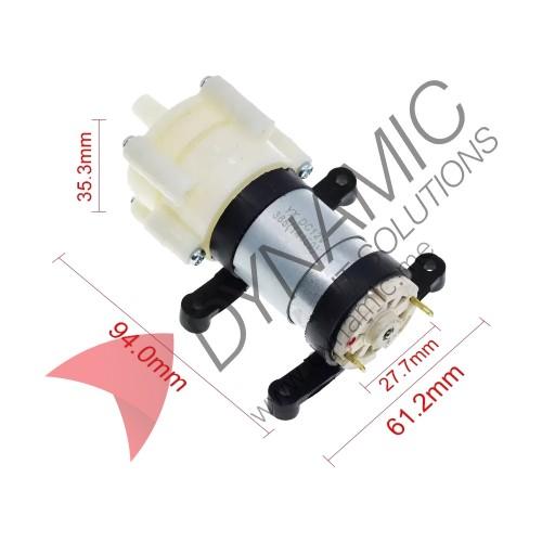 Diaphragm Pump For Small Aquarium 12V 3M DC