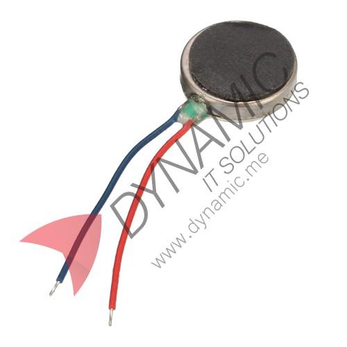 Flat Vibrating Motor Coin